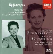 Elisabeth Schwarzkopf singt Mozart-Konzertarien & Lieder, CD