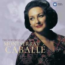 Montserrat Caballe - The Very Best Of, 2 CDs