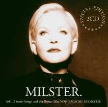 Angelika Milster: Milster - Limited Touredition, 2 CDs