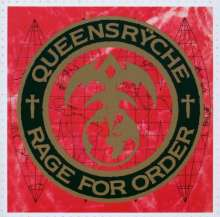 Queensrÿche: Rage For Order, CD