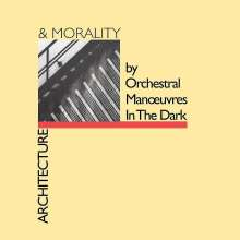 OMD (Orchestral Manoeuvres In The Dark): Architecture & Morality, CD