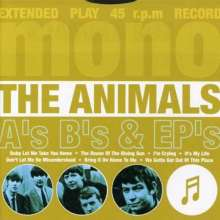 The Animals: A's,B's & EP's, CD