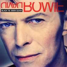 David Bowie: Black Tie White Noise, CD