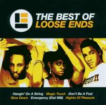 Loose Ends: The Best Of Loose Ends, CD