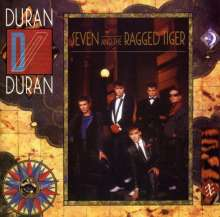 Duran Duran: Seven & The Ragged Tiger, CD