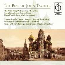 John Tavener (1944-2013): The Best of John Tavener, 2 CDs