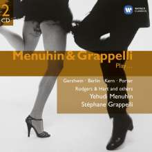 Menuhin & Grappelli play..., 2 CDs