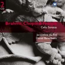 Jacqueline du Pre spielt Cellosonaten, 2 CDs