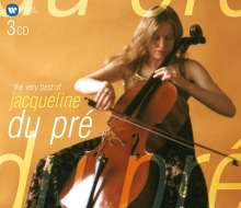 Jacqueline du Pre - The Very Best of, 3 CDs