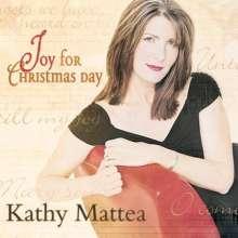 Kathy Mattea: Joy For Christmas Day, CD