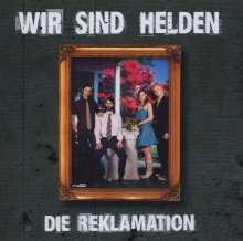 Wir sind Helden: Die Reklamation, CD