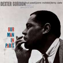 Dexter Gordon (1923-1990): Our Man In Paris (Rudy Van Gelder Remasters), CD