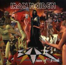 Iron Maiden: Dance Of Death, CD