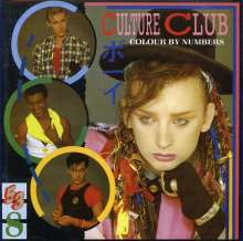 Culture Club: Colour By Numbers, CD