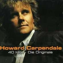 Howard Carpendale: 40 Hits - Die Originale, 2 CDs