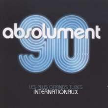 Absolument 90, CD