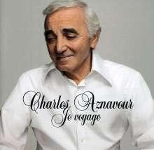 Charles Aznavour (1924-2018): Je Voyage, CD
