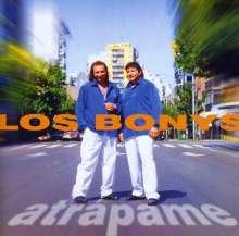 Los Bonys: Atrapame, CD
