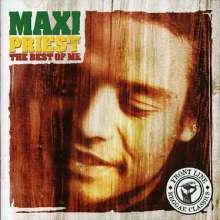 Maxi Priest: The Best Of Me, CD