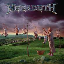 Megadeth: Youthanasia, CD