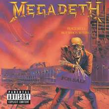 Megadeth: Peace Sells But Who's Buying (Remixed & Remastered), CD