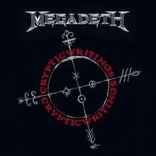 Megadeth: Cryptic Writings, CD