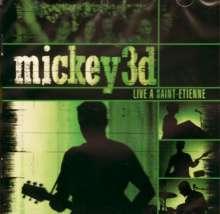 Mickey 3D: Live A Saint-Etienne, CD