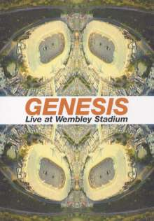 Genesis: Live At Wembley Stadium, DVD
