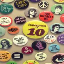 Supergrass: Is 10 - Best Of 94-04, DVD