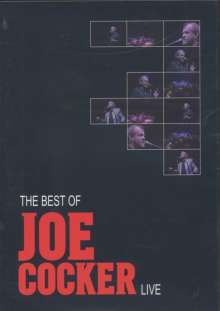 Joe Cocker: The Best Of Joe Cocker - Live, DVD