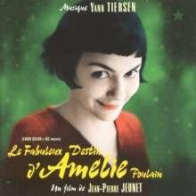 Filmmusik: Le Fabuleux Destin D'Amelie Poulain, CD