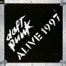 Daft Punk: Alive 1997 (Reissue) (180g), LP