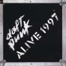 Daft Punk: Alive 1997, CD