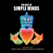Simple Minds: The Best Of Simple Minds, 2 CDs