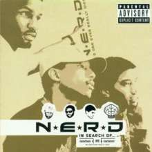 N.E.R.D.: In Search Of..., CD