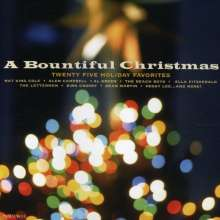 A Bountiful Christmas, CD