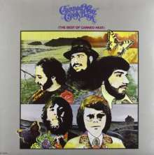 Canned Heat: Cook Book - The Best Of Canned Heat, LP