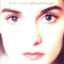 Sinéad O'Connor: So Far...The Best Of Sinead O'Connor, CD