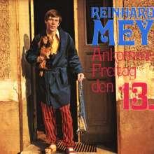 Reinhard Mey: Ankomme Freitag, den 13., CD