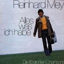 Reinhard Mey: Alles was ich habe, CD