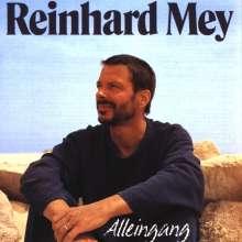 Reinhard Mey: Alleingang, CD