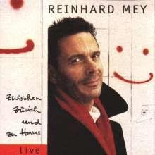 Reinhard Mey: Zwischen Zürich und zu Haus: Live, 2 CDs