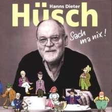 Hanns-Dieter Hüsch: Sach ma nix!, 2 CDs