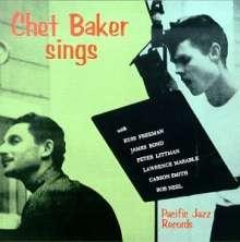 Chet Baker (1929-1988): Sings, CD