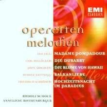 Operetten-Melodien, CD