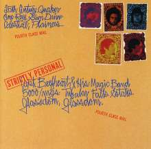 Captain Beefheart: Strictly Personal, CD