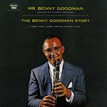 Benny Goodman (1909-1986): The Benny Goodman Story, CD