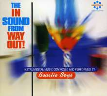 The Beastie Boys: The In Sound From Way Out, CD