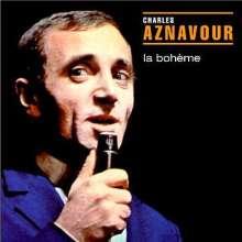 Charles Aznavour (1924-2018): La Bohéme, CD