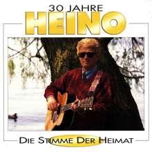 Heino: 30 Jahre Heino - Die Stimme der Heimat, 2 CDs